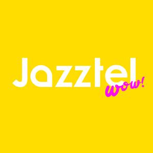 Logotipo de la operadora de Jazztel