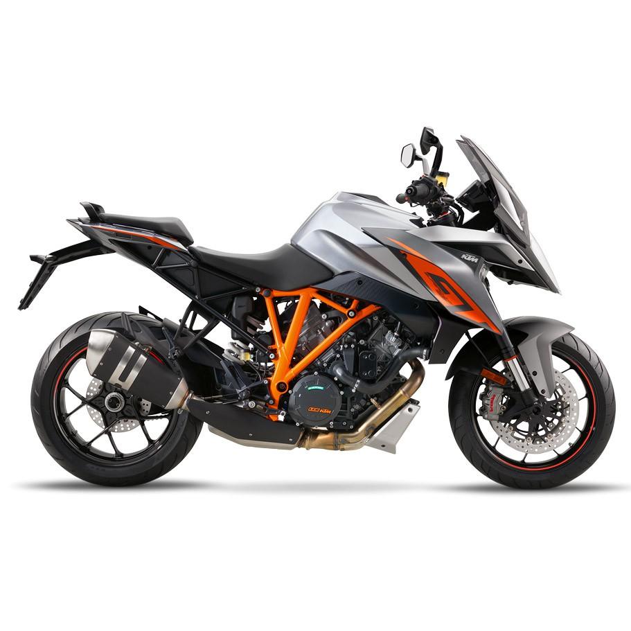 Mejores motos para viajar: KTM 1290 Super Duke