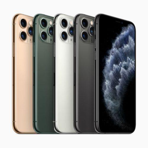 Apple iphone 11 pro colors 2