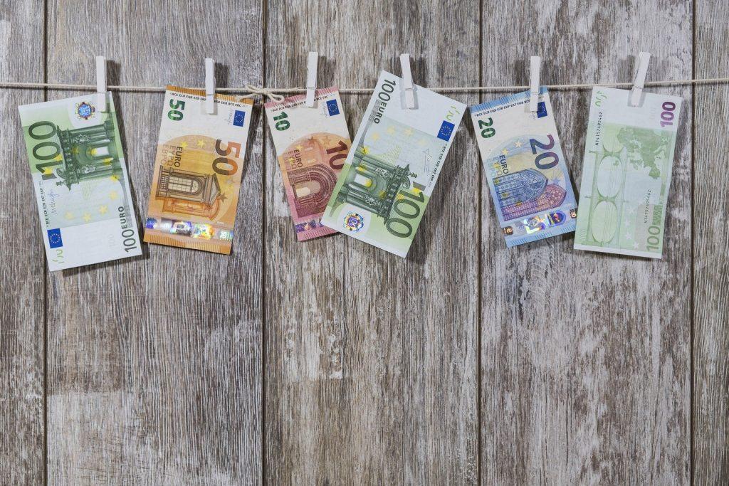 Dinero domiciliado en la cuenta Santander One